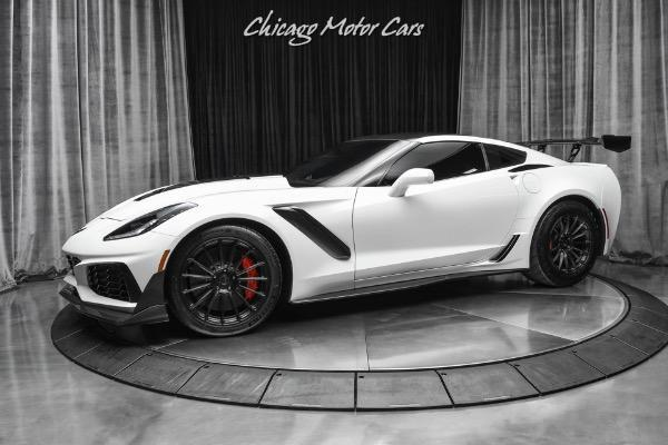 used 2019 Chevrolet Corvette car, priced at $179,800