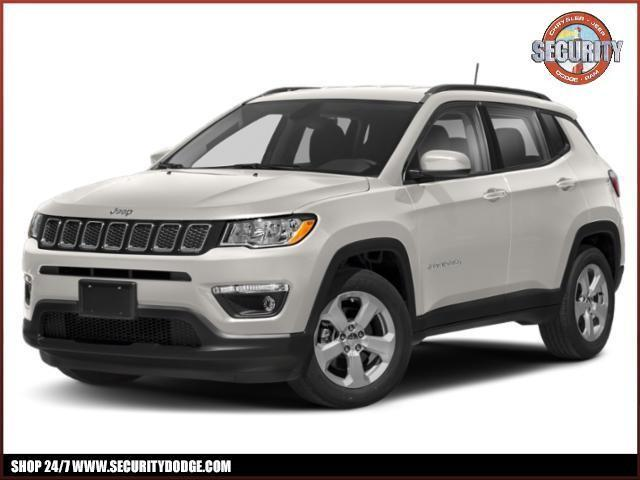 new 2019 Jeep Compass car, priced at $32,945