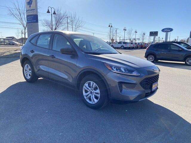 used 2021 Ford Escape car