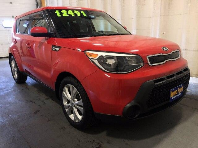 used 2015 Kia Soul car, priced at $12,491