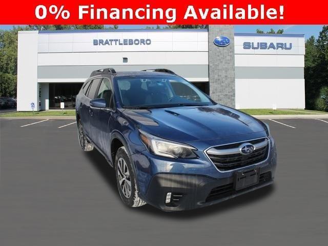 new 2021 Subaru Outback car, priced at $31,153