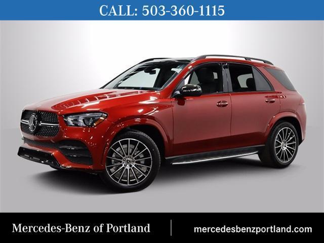 new 2021 Mercedes-Benz GLE 350 car, priced at $69,940