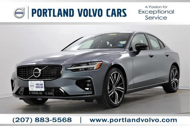 new 2021 Volvo S60 car, priced at $42,950