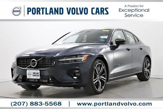 new 2021 Volvo S60 car, priced at $43,385