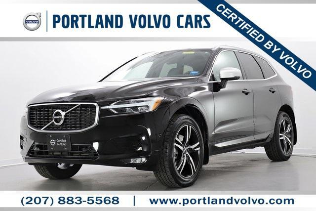 used 2018 Volvo XC60 car, priced at $39,990