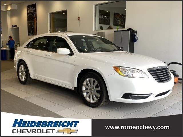 used 2013 Chrysler 200 car, priced at $8,490