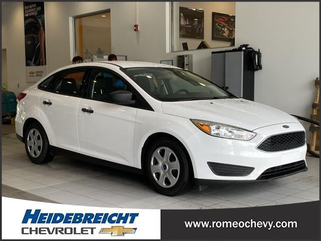 used 2017 Ford Focus car, priced at $9,990