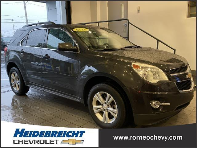 used 2015 Chevrolet Equinox car, priced at $12,490