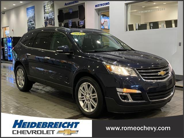used 2015 Chevrolet Traverse car, priced at $14,990