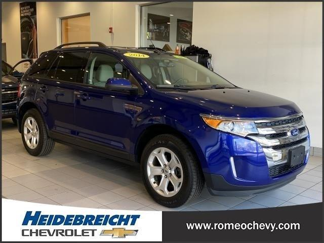 used 2014 Ford Edge car, priced at $13,490