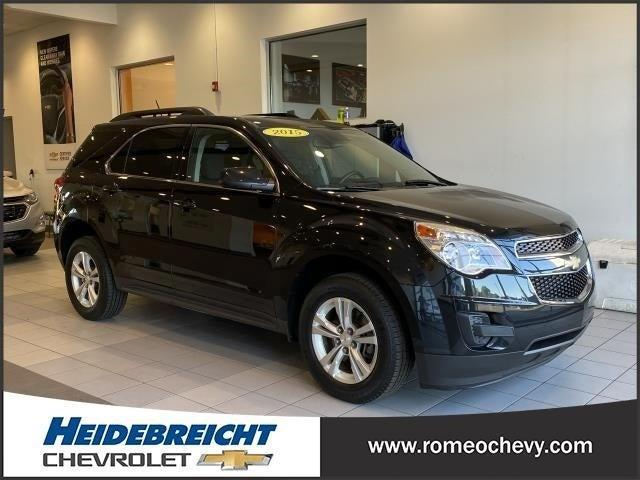 used 2015 Chevrolet Equinox car, priced at $15,690