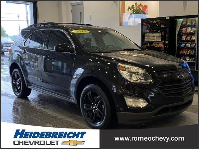used 2017 Chevrolet Equinox car, priced at $17,490