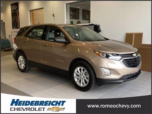 used 2019 Chevrolet Equinox car, priced at $19,790