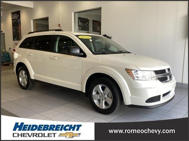 used 2015 Dodge Journey car, priced at $14,490