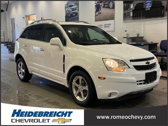 used 2013 Chevrolet Captiva Sport car, priced at $9,990