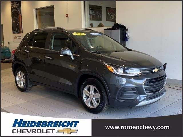 used 2019 Chevrolet Trax car, priced at $17,990