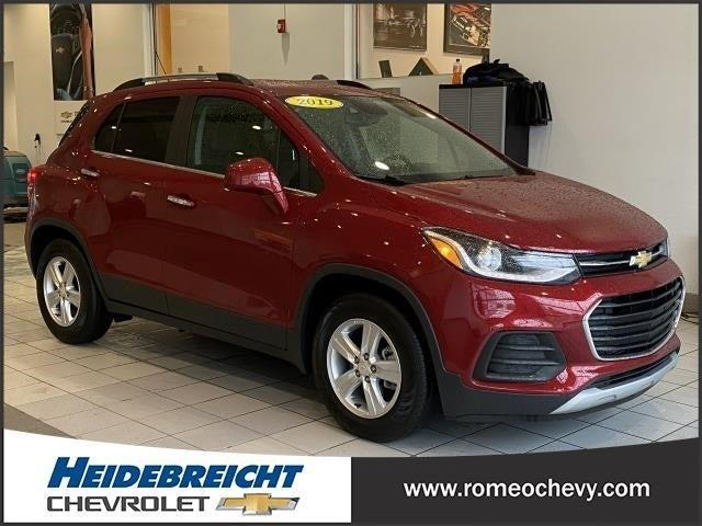 used 2019 Chevrolet Trax car, priced at $18,390