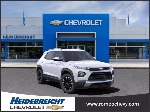new 2021 Chevrolet TrailBlazer car
