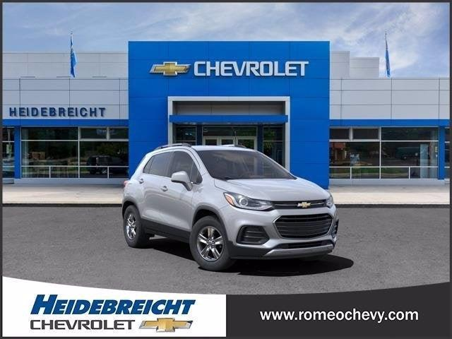 new 2021 Chevrolet Trax car, priced at $20,700