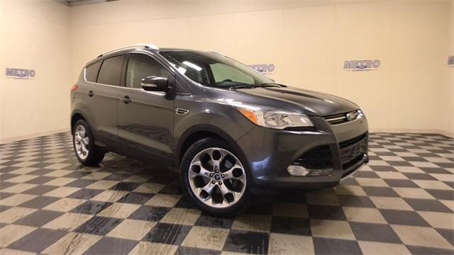 used 2015 Ford Escape car, priced at $18,300
