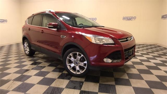 used 2015 Ford Escape car, priced at $16,500