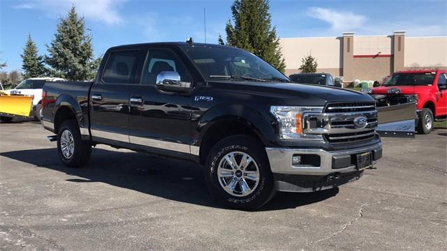 used 2020 Ford F-150 car, priced at $40,700