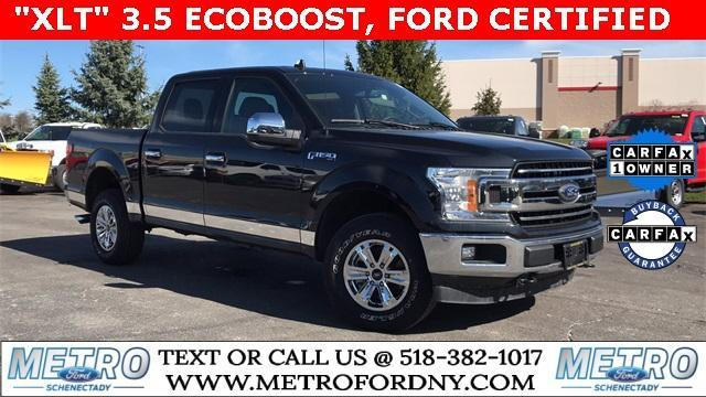 used 2020 Ford F-150 car, priced at $39,900
