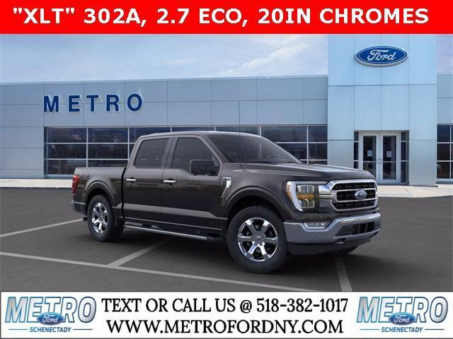 new 2021 Ford F-150 car, priced at $54,625