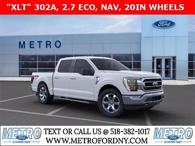 new 2021 Ford F-150 car, priced at $55,420