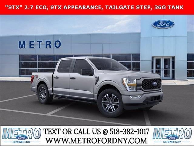 new 2021 Ford F-150 car, priced at $50,235