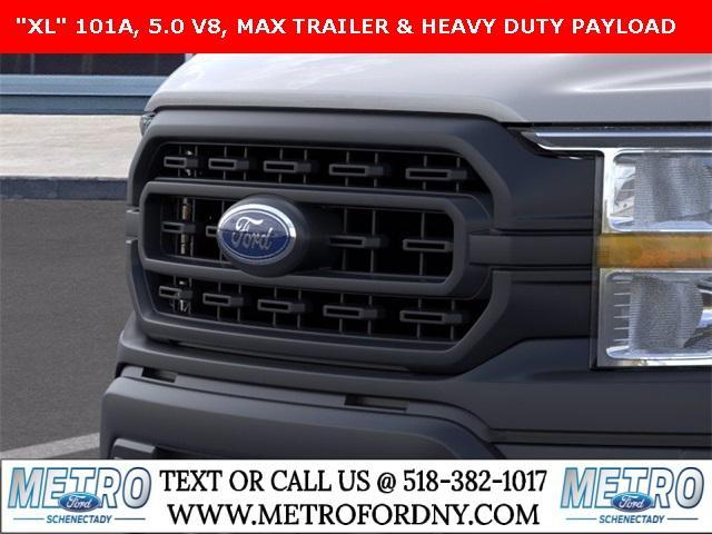 new 2021 Ford F-150 car, priced at $48,820