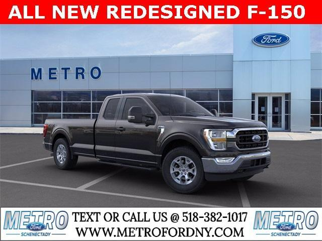 new 2021 Ford F-150 car, priced at $53,570