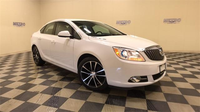 used 2017 Buick Verano car, priced at $17,000