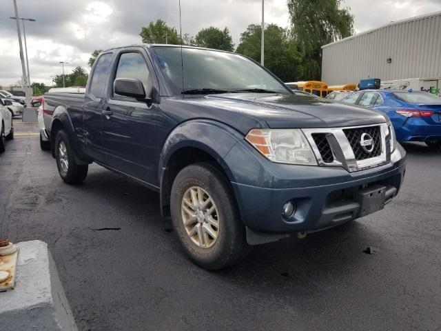 used 2014 Nissan Frontier car, priced at $18,000