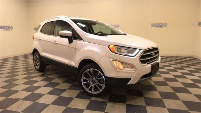 used 2018 Ford EcoSport car, priced at $22,800