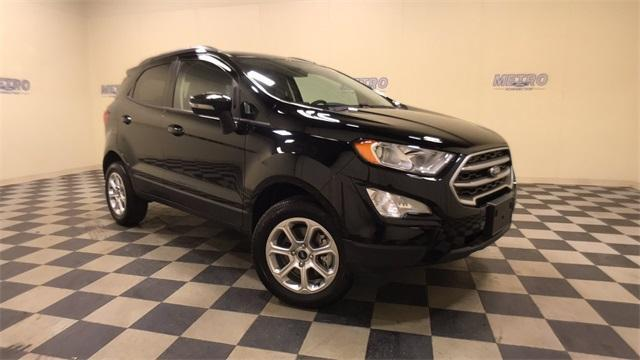used 2020 Ford EcoSport car, priced at $23,000