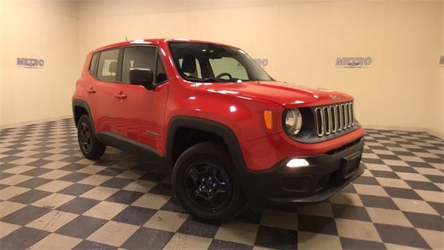used 2016 Jeep Renegade car, priced at $17,500