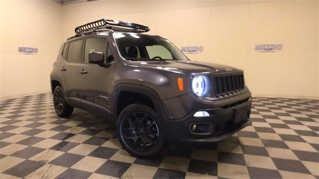used 2017 Jeep Renegade car, priced at $21,500