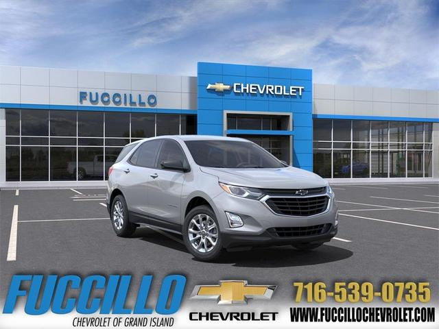 new 2021 Chevrolet Equinox car, priced at $28,570