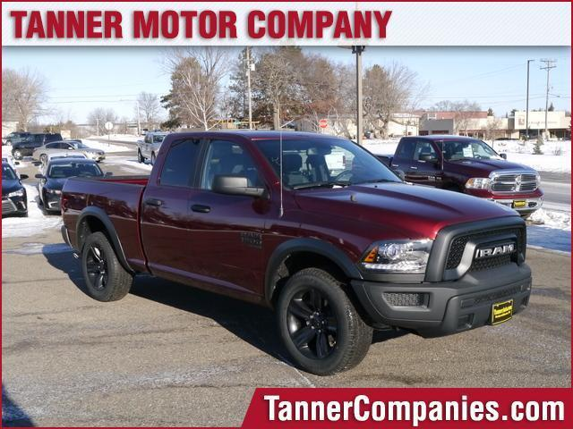 new 2021 Ram 1500 Classic car, priced at $44,110