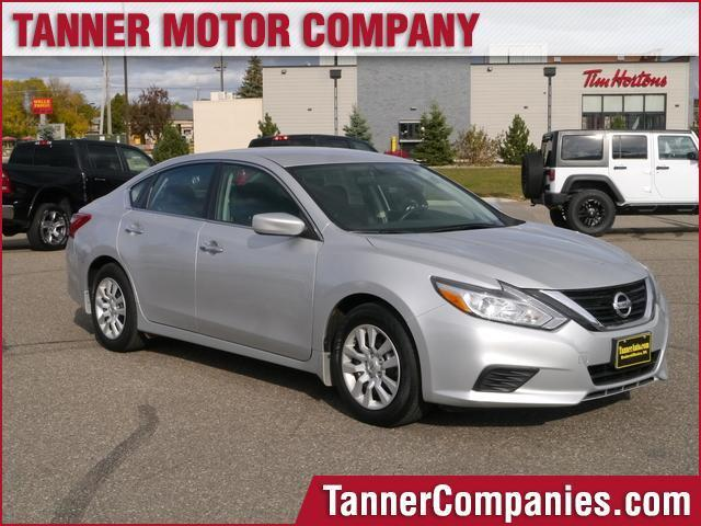 used 2018 Nissan Altima car, priced at $15,877