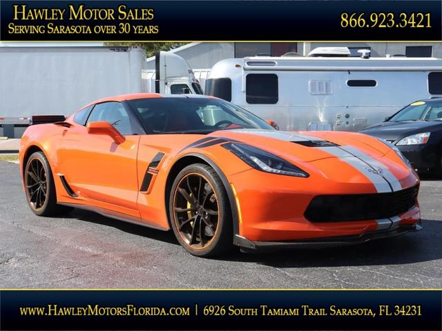 used 2019 Chevrolet Corvette car, priced at $76,988