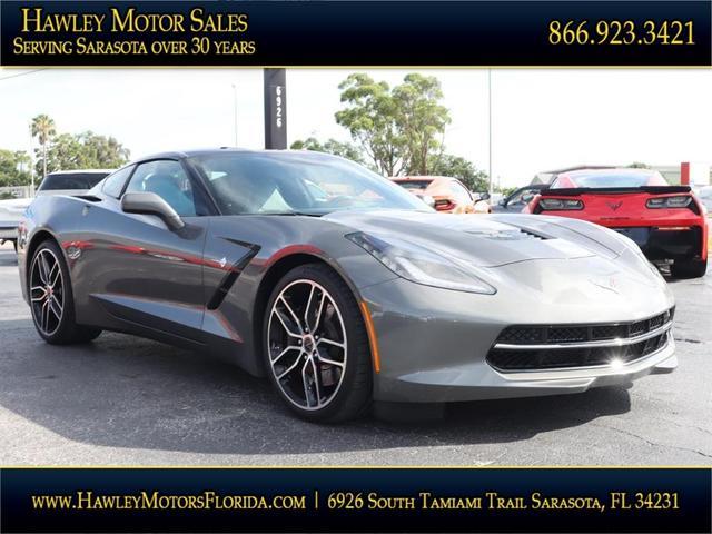 used 2015 Chevrolet Corvette car, priced at $59,988