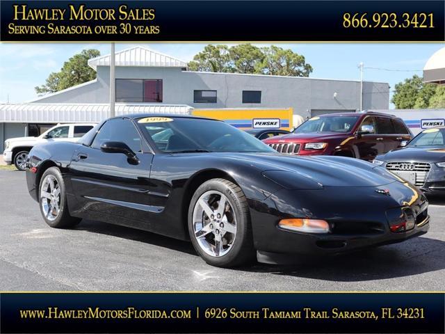 used 1999 Chevrolet Corvette car