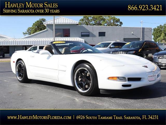 used 2000 Chevrolet Corvette car, priced at $19,988