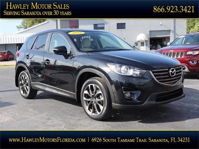used 2016 Mazda CX-5 car, priced at $22,988