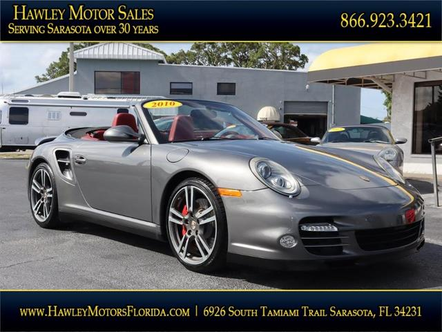 used 2010 Porsche 911 car, priced at $112,988