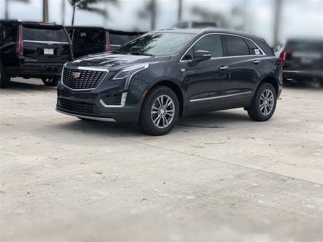 new 2021 Cadillac XT5 car, priced at $48,125