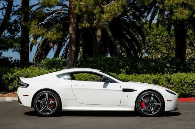 used 2016 Aston Martin V8 Vantage S car, priced at $101,331