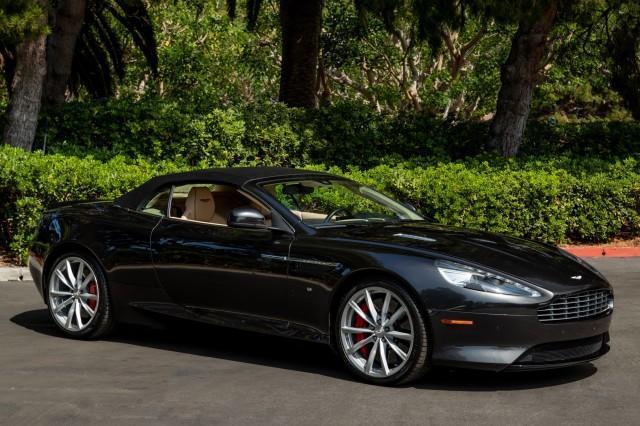used 2016 Aston Martin DB9 car, priced at $119,888